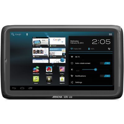 Arnova 10d G3 tablet feedback with first users reviews | Archos Arnova