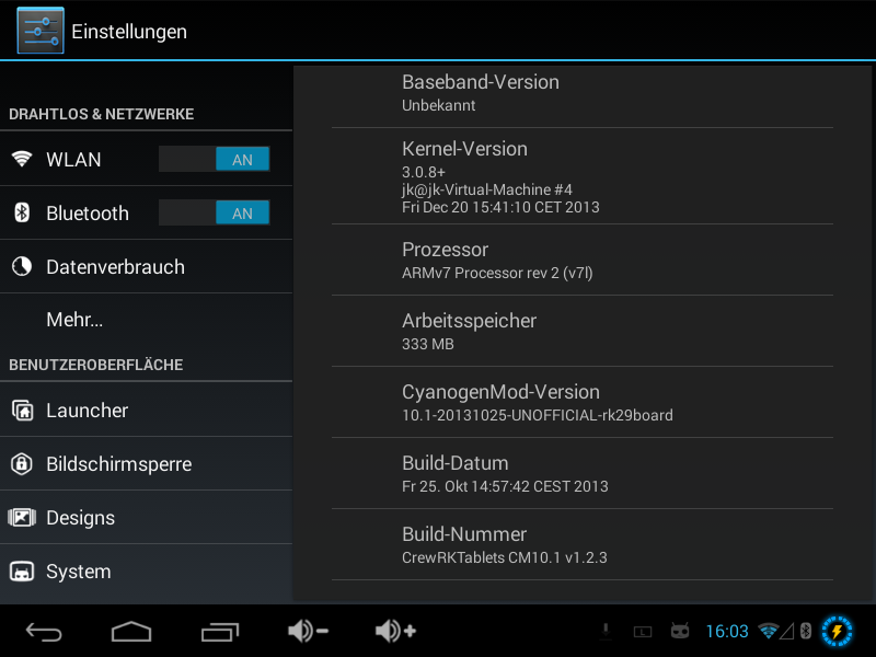 blog forum crewrktablets rk entwicklung customroms development croms cm  bluetooth works