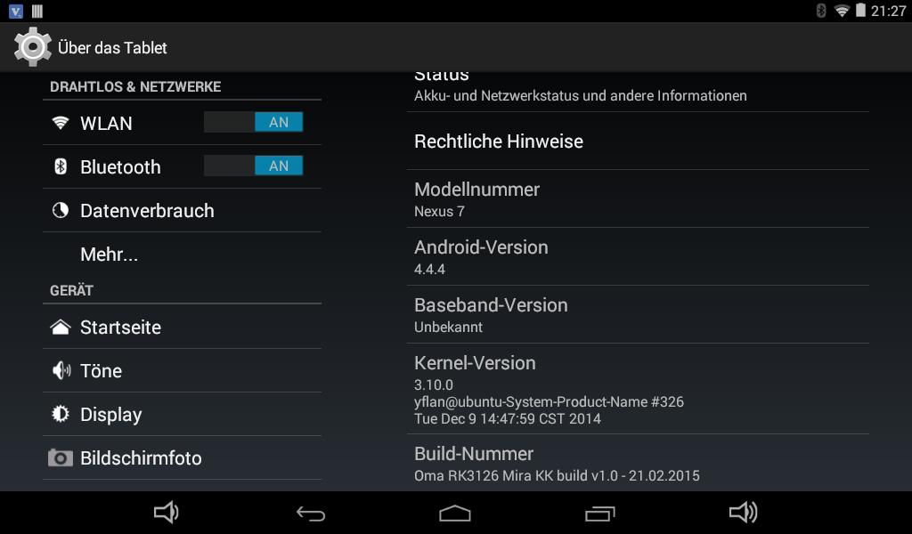 RK3126 ROM ] Odys Mira 4 4 4 custom root firmware (2015/02