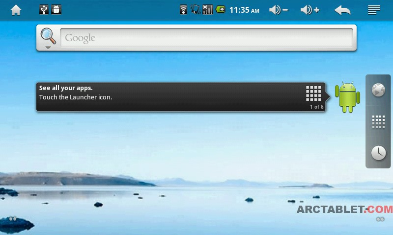 Update Android Froyo With Market And Root Archos Htv