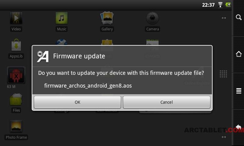 Archos drivers download update archos software.