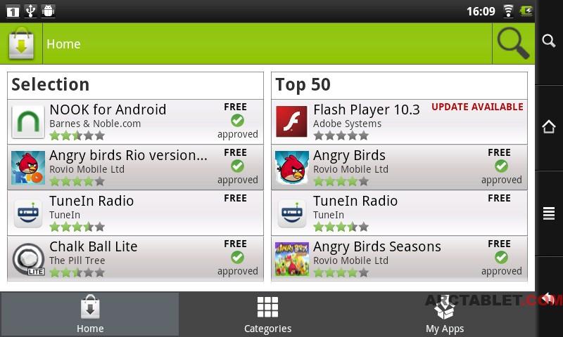 Download archos appslib