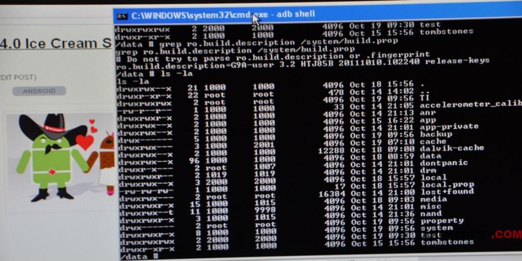 Root via ADB on Archos 80 G9 | ARCTABLET NEWS