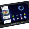 CES 2012 update: http://tabletblog.de/ got their hands on the Archos 70b IT at the CES 2012 tradeshow. Apparently, like the Archos G9 models, it should be updated to Android 4.0...