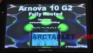 Archos arnova 9 g2 firmware update.