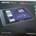 It's finally here ! The Archos G9 device running at 1.5 GHz is starting to ship, here are a few unboxing pictures of an Archos 101 G9 Turbo (1.5 GHz)...
