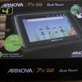 With the Arnova 7b G2 Dual Touch, Arnova is starting to offer a cheaper version of the Arnova 7 G2 Android Tablet. The major difference is a Dual Touch 7...