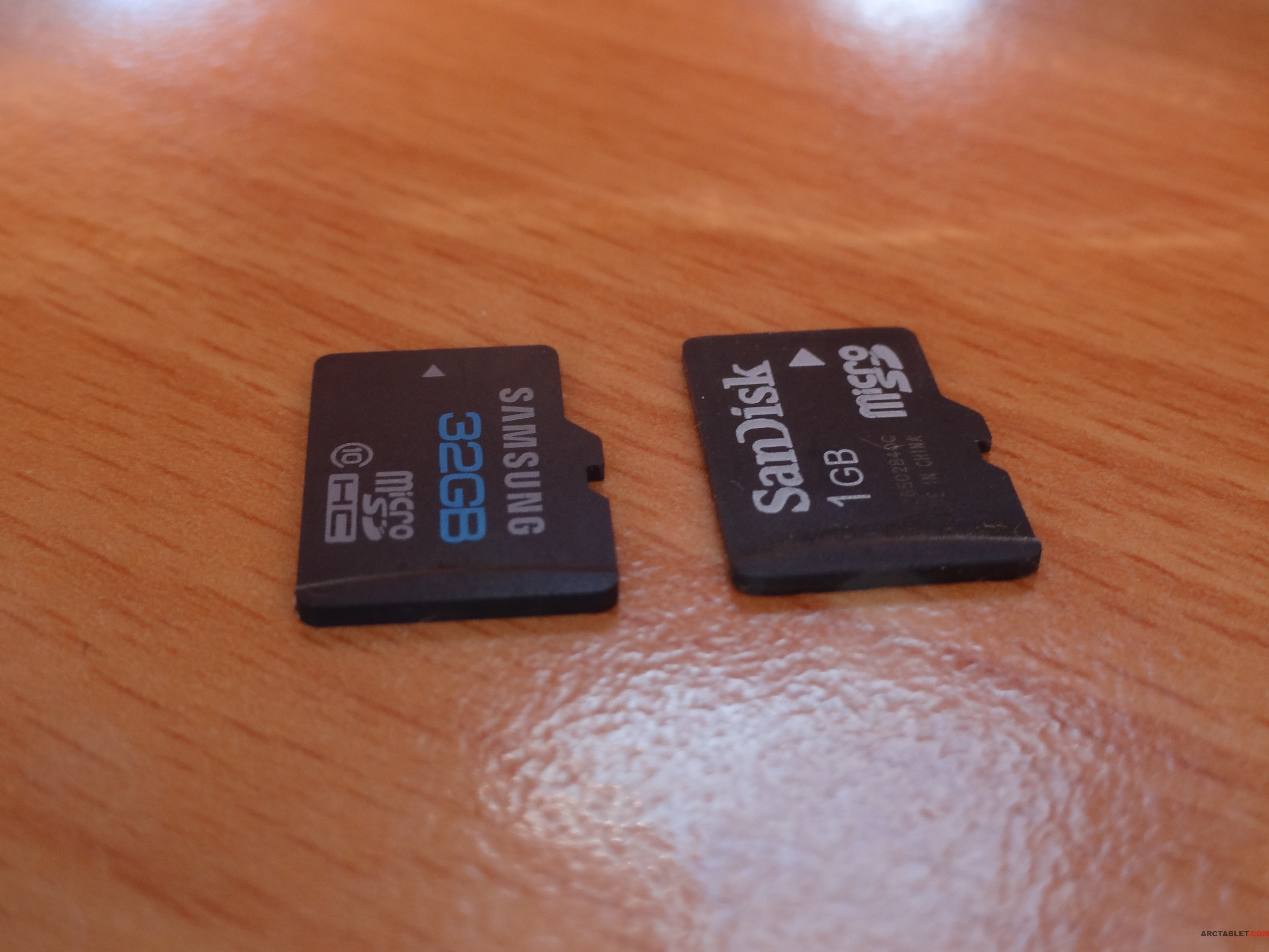 Samsung Microsd 32gb Class 10 Quick Review Arctablet News Memory Card Sd Sandisk