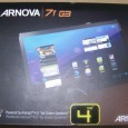 Thanks to our reader Toinou who found a retail Arnova 7f G3 product at 99 euros in a french store. Here are the first pictures and details on this entry...