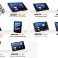 With no less than 14 devices (including multiple variants) the recent tablet from Arnova with their third generation (G3) we felt it's about time to make a summary of the...