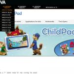 Childpad_listed_Arnova