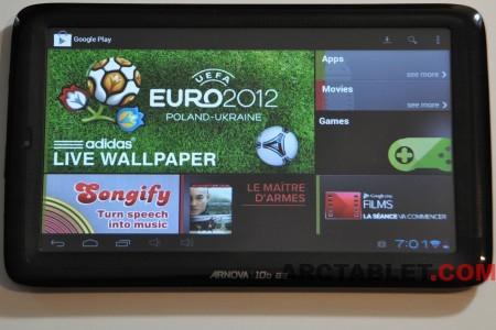 touchscreen deaktivieren android