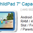 "The rumours of a ChildPad Android tablet for kids upgrade in a capacitive version are now confirmed. JR.com has recently announced a capacitive screen version to be ""coming soon"", with..."
