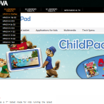Childpad_listed_Arnova