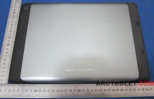 "arnova familypad 13 3 quot  android tablet hits the fcc forum arctablet news Archos 7 Internet Tablet Archos 7"" 8GB Home Tablet"