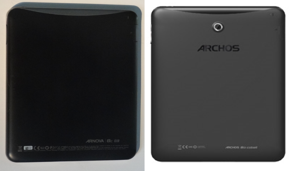 stick to their pricing promisses back from March, the Archos 80 Cobalt