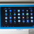 The Arnova ChildPad is an children-optimised Android 4.0 ICS Android tablet with great features for an affordable price. It comes with Android 4.0.3 Ice Cream Sandwich, featuring a Rockchip RK2918...