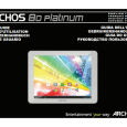 The ARCHOS 80 Platinum has just passed FCC certification. This device is part of ARCHOS latest Platinum line of products, that was introduced at the CES tradeshow a few weeks...