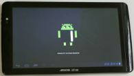 Android 4.0 Ice Cream Sandwich (ICS) on the Arnova 10 G2, it's there, finally ! We have a improved an existing ICS firmware to add root, Google Play Store support,...