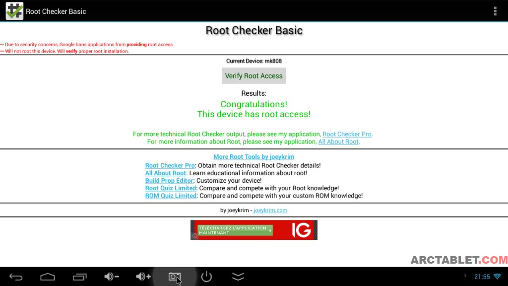MK808_Android422_root