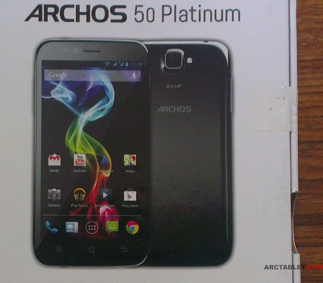 Come Ripristinare Archos 50 Platinum - youfeed.it