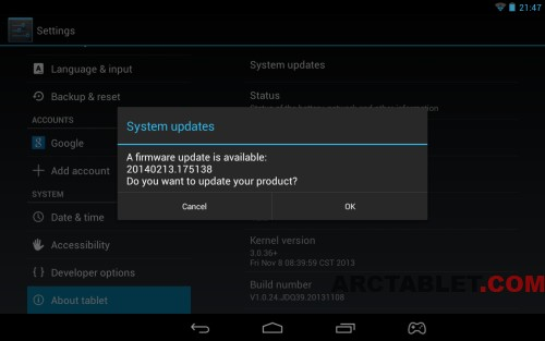 ARCHOS_GamePad2_20140213_firmware_update_b