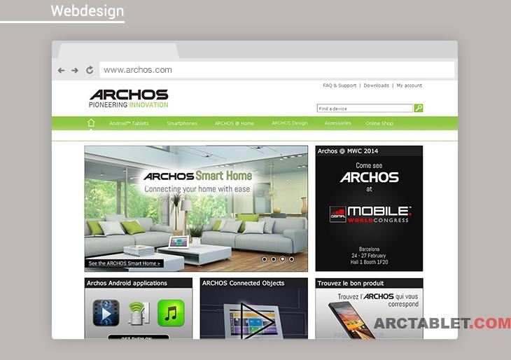 archos-webdesign