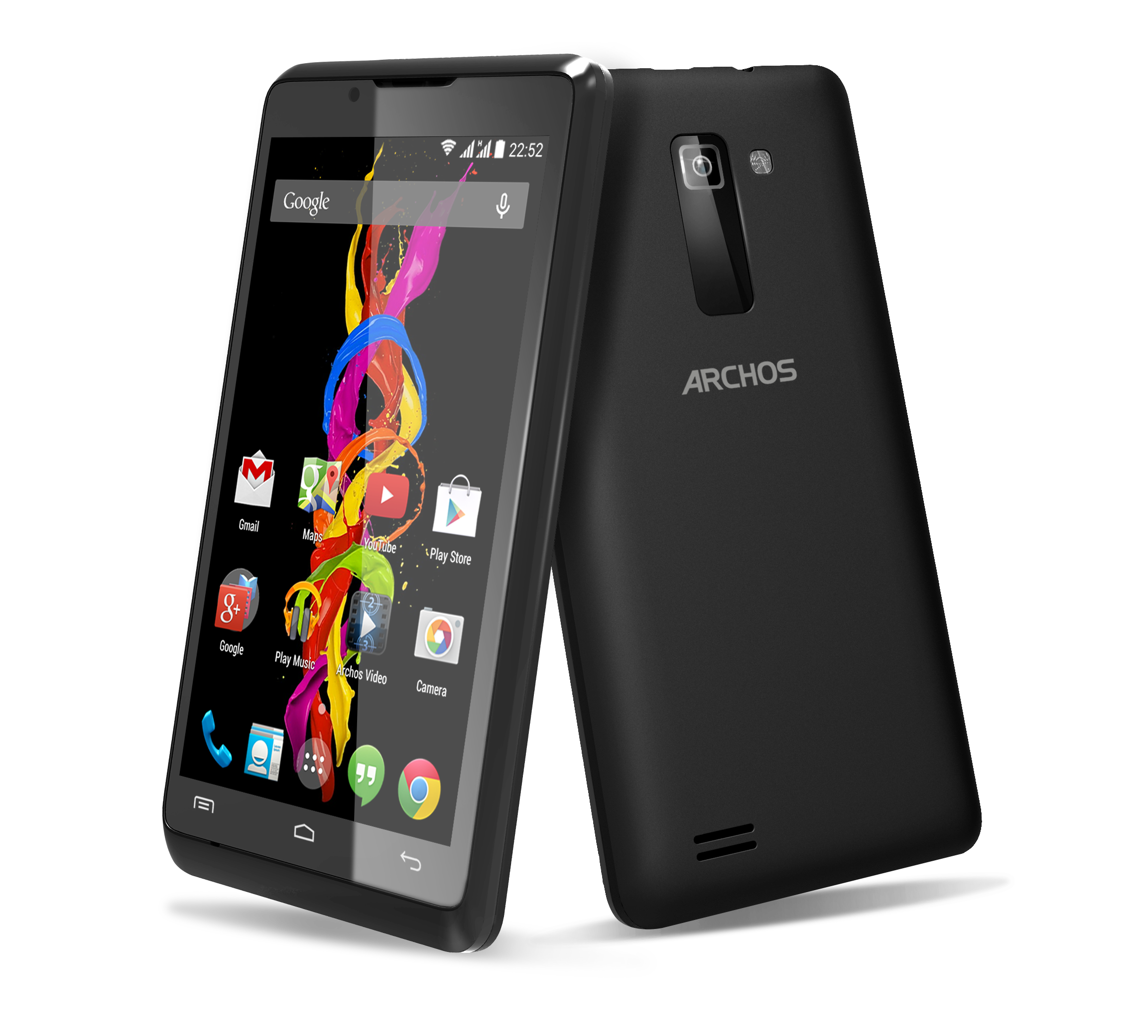 archos 35b titanium colorful affordable smartphone from archosarctablet news arctablet news. Black Bedroom Furniture Sets. Home Design Ideas