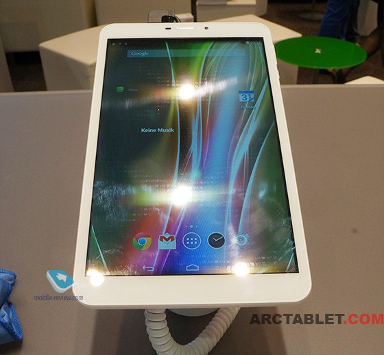 Archos 70b and 80b xenon tablets shown at ifa arctablet news for Housse archos 101